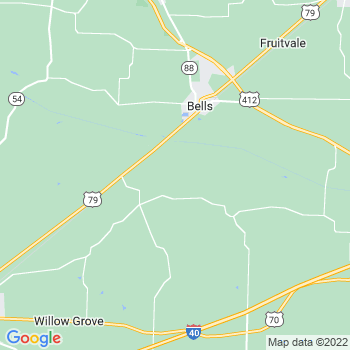 Bells,tn- map, population, zip codes, coutnies, area codes, time zones, households, income, news, weather, metro areas, local time at localistica.com