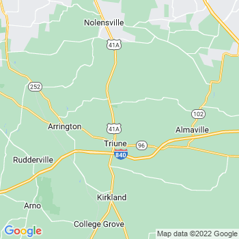 Arrington,tn- map, population, zip codes, coutnies, area codes, time zones, households, income, news, weather, metro areas, local time at localistica.com