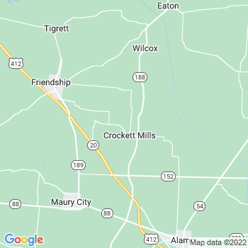 Crockett Mills,tn- map, population, zip codes, coutnies, area codes, time zones, households, income, news, weather, metro areas, local time at localistica.com
