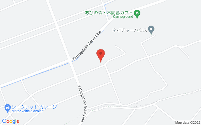 クリックして地図を表示する