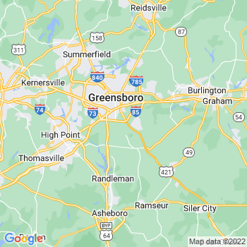 Greensboro High Point, NC- map, population, zip codes, coutnies, area codes, time zones, households, income, news, weather, metro areas, local time at localistica.com