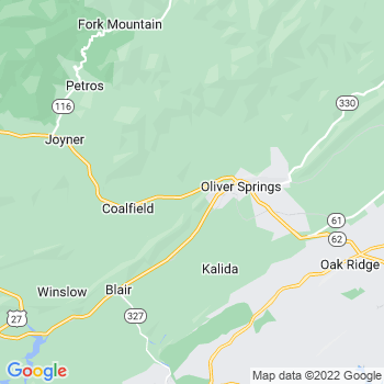 Oliver Springs,tn- map, population, zip codes, coutnies, area codes, time zones, households, income, news, weather, metro areas, local time at localistica.com