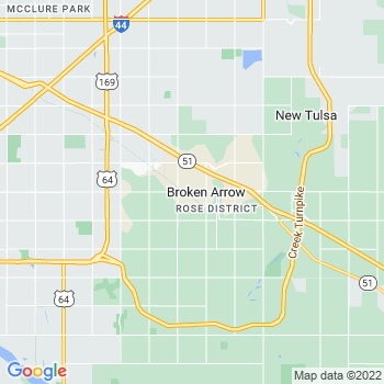 Broken Arrow,ok- map, population, zip codes, coutnies, area codes, time zones, households, income, news, weather, metro areas, local time at localistica.com