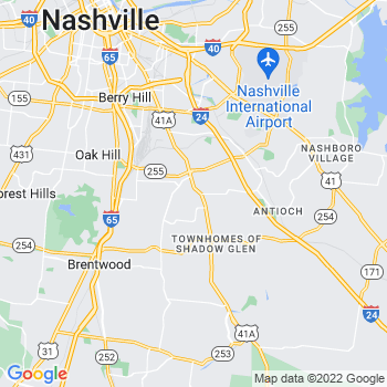 Nashville,tn- map, population, zip codes, coutnies, area codes, time zones, households, income, news, weather, metro areas, local time at localistica.com