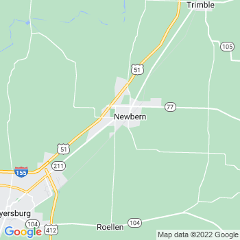 Newbern,tn- map, population, zip codes, coutnies, area codes, time zones, households, income, news, weather, metro areas, local time at localistica.com