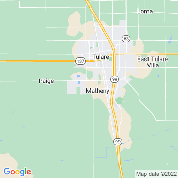 Tulare,ca- map, population, zip codes, coutnies, area codes, time zones, households, income, news, weather, metro areas, local time at localistica.com
