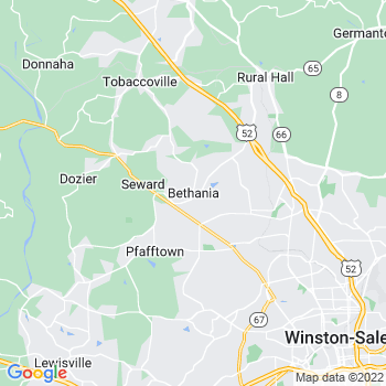 Bethania,nc- map, population, zip codes, coutnies, area codes, time zones, households, income, news, weather, metro areas, local time at localistica.com