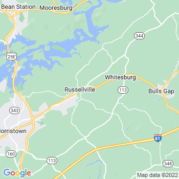 Russellville,tn- map, population, zip codes, coutnies, area codes, time zones, households, income, news, weather, metro areas, local time at localistica.com