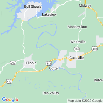 Cotter,ar- map, population, zip codes, coutnies, area codes, time zones, households, income, news, weather, metro areas, local time at localistica.com