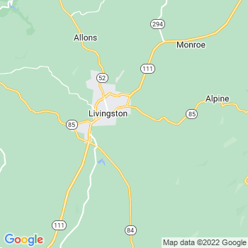 Livingston,tn- map, population, zip codes, coutnies, area codes, time zones, households, income, news, weather, metro areas, local time at localistica.com