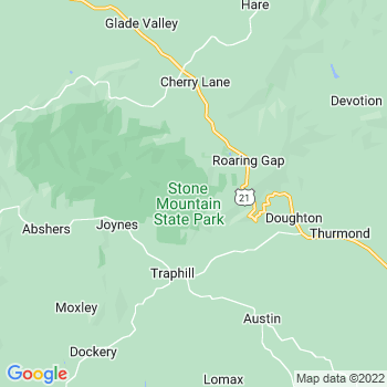 Roaring Gap,nc- map, population, zip codes, coutnies, area codes, time zones, households, income, news, weather, metro areas, local time at localistica.com