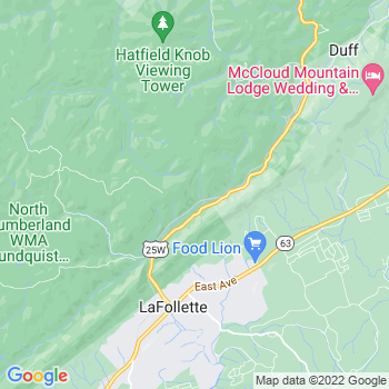 37766 La Follette,TN- map, population, zip codes, coutnies, area codes, time zones, households, income, news, weather, metro areas, local time at localistica.com