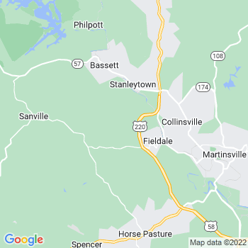 Fieldale,va- map, population, zip codes, coutnies, area codes, time zones, households, income, news, weather, metro areas, local time at localistica.com