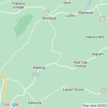 Keeling,va- map, population, zip codes, coutnies, area codes, time zones, households, income, news, weather, metro areas, local time at localistica.com