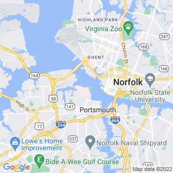 23708 Portsmouth,VA- map, population, zip codes, coutnies, area codes, time zones, households, income, news, weather, metro areas, local time at localistica.com