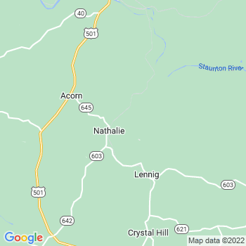 Nathalie,va- map, population, zip codes, coutnies, area codes, time zones, households, income, news, weather, metro areas, local time at localistica.com