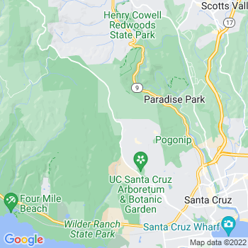 95064 Santa Cruz,CA- map, population, zip codes, coutnies, area codes, time zones, households, income, news, weather, metro areas, local time at localistica.com