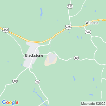 Blackstone,va- map, population, zip codes, coutnies, area codes, time zones, households, income, news, weather, metro areas, local time at localistica.com