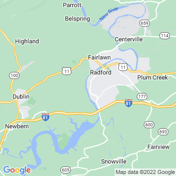 Radford,va- map, population, zip codes, coutnies, area codes, time zones, households, income, news, weather, metro areas, local time at localistica.com