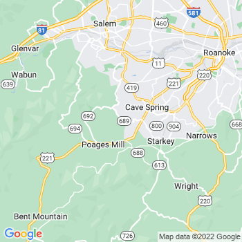 Roanoke,va- map, population, zip codes, coutnies, area codes, time zones, households, income, news, weather, metro areas, local time at localistica.com
