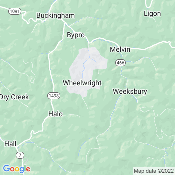 41669 Wheelwright,KY- map, population, zip codes, coutnies, area codes, time zones, households, income, news, weather, metro areas, local time at localistica.com