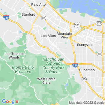 Los Altos,ca- map, population, zip codes, coutnies, area codes, time zones, households, income, news, weather, metro areas, local time at localistica.com