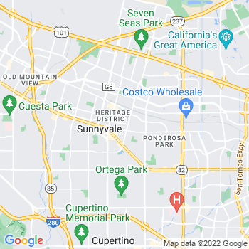 94086 Sunnyvale,CA- map, population, zip codes, coutnies, area codes, time zones, households, income, news, weather, metro areas, local time at localistica.com