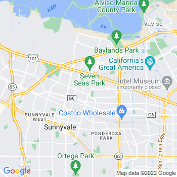 94085 Sunnyvale,CA- map, population, zip codes, coutnies, area codes, time zones, households, income, news, weather, metro areas, local time at localistica.com
