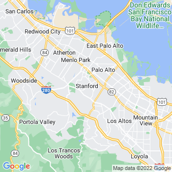 Stanford,ca- map, population, zip codes, coutnies, area codes, time zones, households, income, news, weather, metro areas, local time at localistica.com