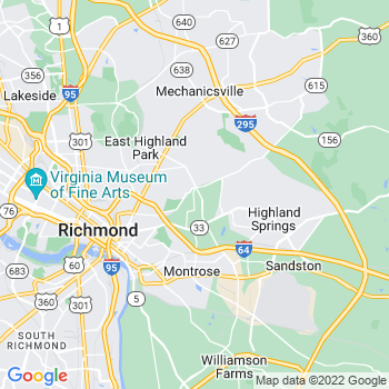 Richmond,va- map, population, zip codes, coutnies, area codes, time zones, households, income, news, weather, metro areas, local time at localistica.com