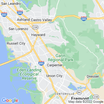 Hayward,ca- map, population, zip codes, coutnies, area codes, time zones, households, income, news, weather, metro areas, local time at localistica.com