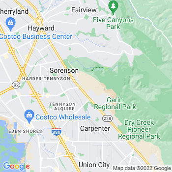94544 Hayward,CA- map, population, zip codes, coutnies, area codes, time zones, households, income, news, weather, metro areas, local time at localistica.com