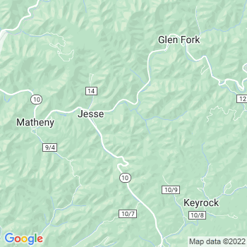 24849 Jesse,WV- map, population, zip codes, coutnies, area codes, time zones, households, income, news, weather, metro areas, local time at localistica.com