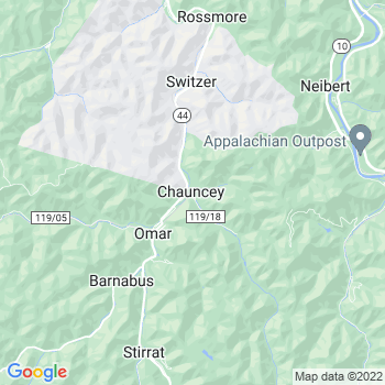 25612 Chauncey,WV- map, population, zip codes, coutnies, area codes, time zones, households, income, news, weather, metro areas, local time at localistica.com