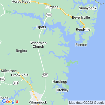 Wicomico Church,va- map, population, zip codes, coutnies, area codes, time zones, households, income, news, weather, metro areas, local time at localistica.com