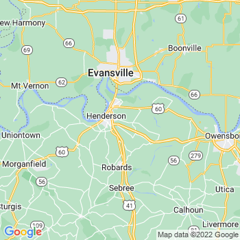 Evansville, IN KY- map, population, zip codes, coutnies, area codes, time zones, households, income, news, weather, metro areas, local time at localistica.com