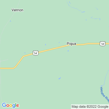 Piqua,ks- map, population, zip codes, coutnies, area codes, time zones, households, income, news, weather, metro areas, local time at localistica.com