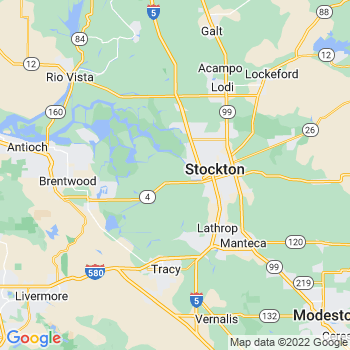 Stockton, CA- map, population, zip codes, coutnies, area codes, time zones, households, income, news, weather, metro areas, local time at localistica.com