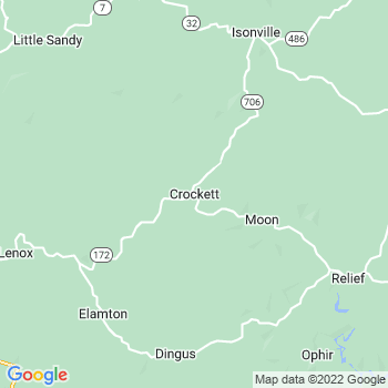 Crockett,ky- map, population, zip codes, coutnies, area codes, time zones, households, income, news, weather, metro areas, local time at localistica.com