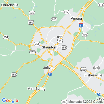Staunton,va- map, population, zip codes, coutnies, area codes, time zones, households, income, news, weather, metro areas, local time at localistica.com