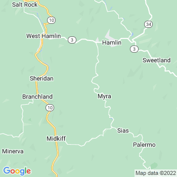 Myra,wv- map, population, zip codes, coutnies, area codes, time zones, households, income, news, weather, metro areas, local time at localistica.com