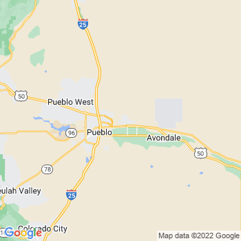 Pueblo, CO- map, population, zip codes, coutnies, area codes, time zones, households, income, news, weather, metro areas, local time at localistica.com