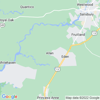 Allen,md- map, population, zip codes, coutnies, area codes, time zones, households, income, news, weather, metro areas, local time at localistica.com