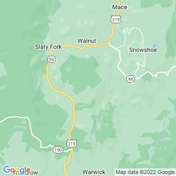 Slatyfork,wv- map, population, zip codes, coutnies, area codes, time zones, households, income, news, weather, metro areas, local time at localistica.com