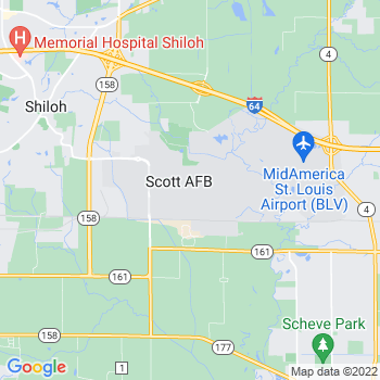 62225 Scott Air Force Base,IL- map, population, zip codes, coutnies, area codes, time zones, households, income, news, weather, metro areas, local time at localistica.com