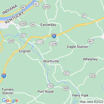 Worthville,ky- map, population, zip codes, coutnies, area codes, time zones, households, income, news, weather, metro areas, local time at localistica.com