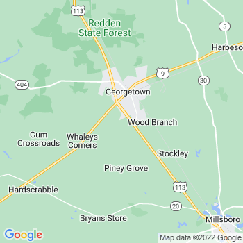 Georgetown,de- map, population, zip codes, coutnies, area codes, time zones, households, income, news, weather, metro areas, local time at localistica.com