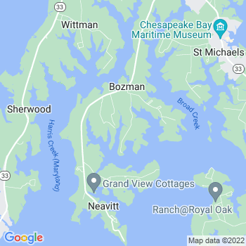 21612 Bozman,MD- map, population, zip codes, coutnies, area codes, time zones, households, income, news, weather, metro areas, local time at localistica.com