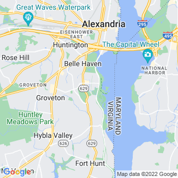 22307 Alexandria,VA- map, population, zip codes, coutnies, area codes, time zones, households, income, news, weather, metro areas, local time at localistica.com