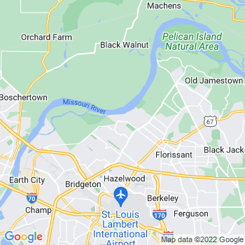 Florissant,mo- map, population, zip codes, coutnies, area codes, time zones, households, income, news, weather, metro areas, local time at localistica.com